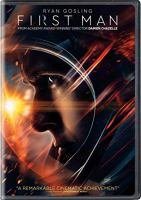 Cover image for First man [videorecording (DVD)]