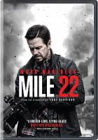 Cover image for Mile 22 [videorecording (DVD)]