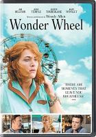 Cover image for Wonder wheel [videorecording (DVD)]
