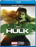 Cover image for The Incredible Hulk [videorecording (Blu-ray)]