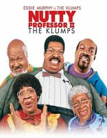 Cover image for Nutty professor II, the Klumps [videorecording (Blu-ray)]