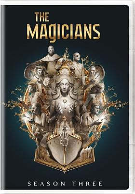 Cover image for The magicians. Season three [videorecording (DVD)].