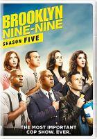 Cover image for Brooklyn nine-nine. Season five [videorecording (DVD)]