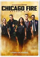 Cover image for Chicago fire. Season six [videorecording (DVD)].