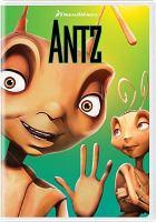 Cover image for Antz [videorecording (DVD)]