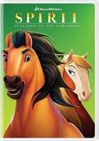 Cover image for Spirit, Stallion of the cimarron [videorecording (DVD)]
