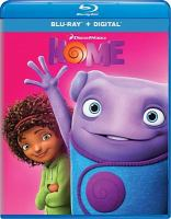 Cover image for Home [videorecording (Blu-ray)]