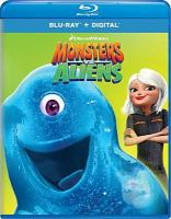 Cover image for Monsters vs aliens [videorecording (Blu-ray)]