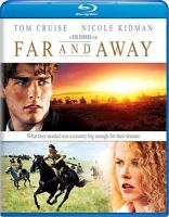 Cover image for Far and away [videorecording (Blu-ray)]