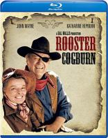 Cover image for Rooster Cogburn [videorecording (Blu-ray)]