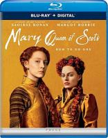 Cover image for Mary queen of Scots [videorecording (Blu-ray)]