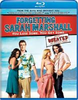 Cover image for Forgetting Sarah Marshall [videorecording (Blu-ray)]