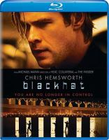 Cover image for Blackhat [videorecording (Blu-ray)]