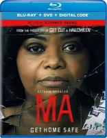 Cover image for Ma [videorecording (Blu-ray)]