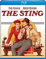 Cover image for The sting [videorecording (Blu-ray)]