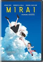 Cover image for Mirai [videorecording (DVD)]