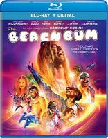 Cover image for The beach bum [videorecording (Blu-ray)]