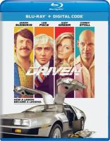 Cover image for Driven [videorecording (Blu-ray)]
