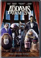 Cover image for The Addams family [videorecording (DVD)]