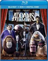 Cover image for The Addams family [videorecording (Blu-ray)]