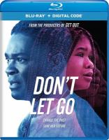 Cover image for Don't let go [videorecording (Blu-ray)].