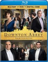 Cover image for Downton Abbey [videorecording (Blu-ray)]
