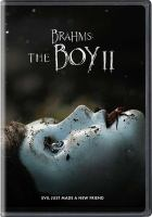Cover image for Brahms [videorecording (DVD)] : the boy II