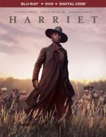 Cover image for Harriet [videorecording (Blu-ray)]