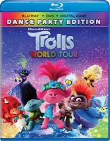 Cover image for Trolls world tour [videorecording (Blu-ray)]