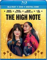 Cover image for The high note [videorecording (Blu-ray)]