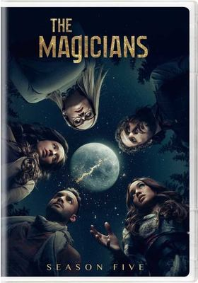 Cover image for The magicians. Season five  [videorecroding (DVD)].