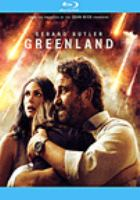 Cover image for Greenland [videorecording (Blu-ray)]