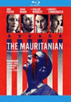 Cover image for The Mauritanian [videorecording (Blu-ray)]