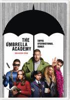 Cover image for The Umbrella Academy. Season one [videorecording (DVD)]