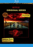 Cover image for Stranger things. 2 [videorecording (blu-ray)]
