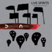 Cover image for Live spirits [sound recording (CD)] : soundtrack