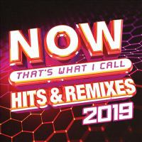 Cover image for Now that's what I call hits & remixes. 2019 [sound recording (CD)].