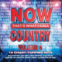 Cover image for Now that's what I call country. Volume 4 [sound recording (CD)].