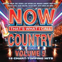 Cover image for Now that's what I call country. Volume 5 [sound recording (CD)].