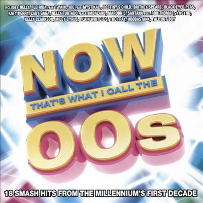 Cover image for Now that's what I call the 00s [sound recording (CD)].