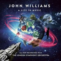 Cover image for John Williams [sound recording (CD)] : a life in music.