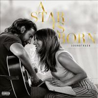 Cover image for A star is born [sound recording (CD)] : soundtrack