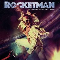 Cover image for Rocketman [sound recording (CD)].