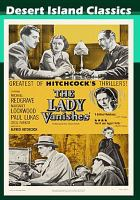 Cover image for The lady vanishes [videorecording (DVD)]
