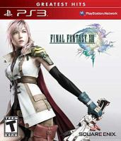 Cover image for Final fantasy XIII [electronic resource (video game)].