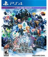 Cover image for World of Final Fantasy [electronic resource (video gam)]
