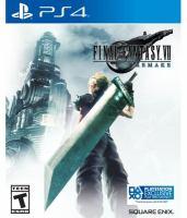 Cover image for Final fantasy VII remake