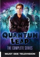 Cover image for Quantum leap. Season 2 [videorecording (DVD)].
