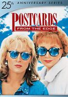 Cover image for Postcards from the edge [videorecording (DVD)]