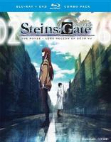 Cover image for Steins; Gate [videorecording (Blu-ray)] : the movie, Load region of déjà vu